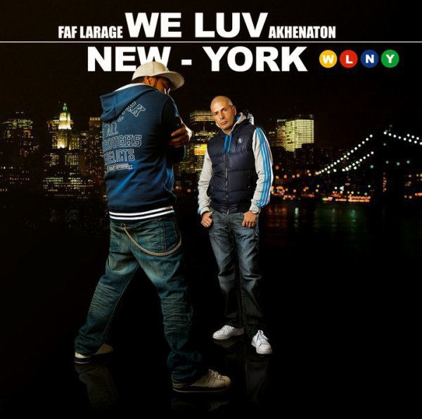 We Luv NY, avec JUST MUSIC BEATS à la prod.