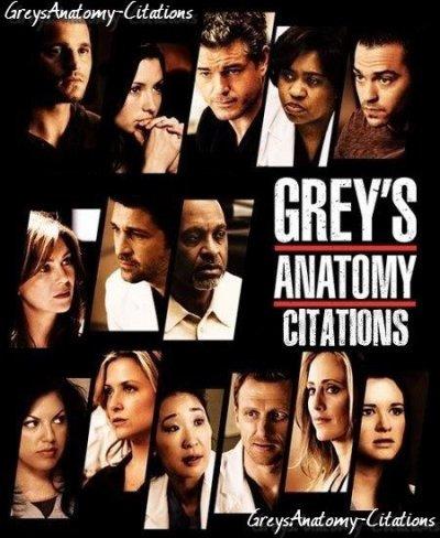 Grey's Anatomy! ♥.