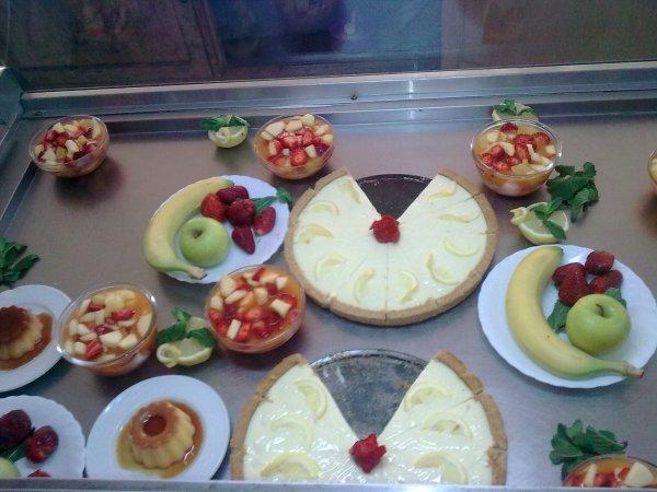 les fruit