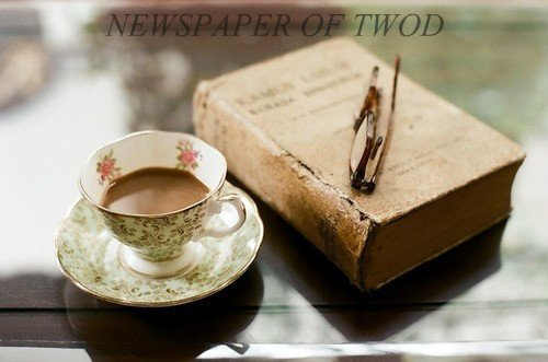 Newspaper of TWOD.