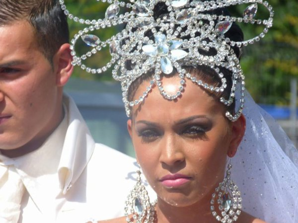 Celia a son mariage