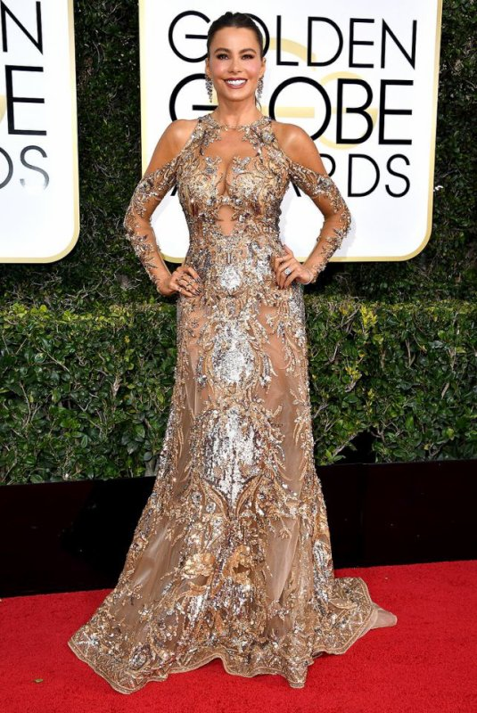 GOLDEN GLOBE WARDS