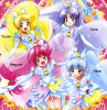 Sondage Happiness Charge Precure!