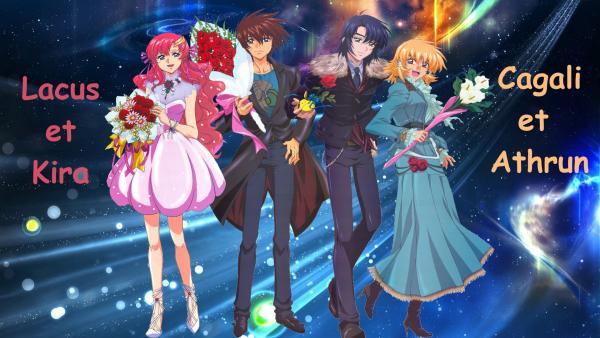 Sondage : Gundam seed