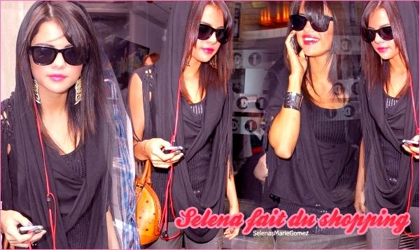 . Selena élue reine des réseaux sociaux !  .