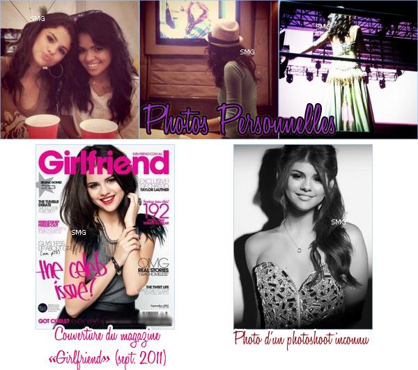 """. Dernier concert de Selena pour sa tournée """"We Own The Night Tour"""", pour fêter sa elle a organiser une petite fête après son concert le 10 septembre où Justin était le Dj et a la fin de la vidéo sa mère, elle et Justin shuffle sur la musique des LMFAO ~ Party Rock Anthem.  ."""