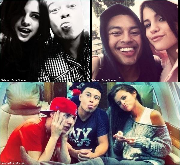 """. Selena à poster de nouvelles photos personnelles d'elle sur le tournage de son nouveau clip """"Hit The Lights"""". Alors vos avis ? C'est génial non ?  ."""