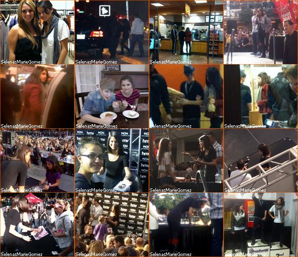 . Selena et son amie Ashley se promenant à Toronto avec Baylor le 25 octobre. -Justin Bieber et Selena Gomez ont fait un grand pas vendredi 21 octobre dans la construction de leur relation. Entre eux, tout va bien et malgré les distances qui les séparent parfois à cause de leurs concerts respectifs , ils s'aiment ! Et ils croient tellement à leur histoire, qu'ils ont décidé de franchir une étape supplémentaire en adoptant un adorable compagnon à quatre pattes. Mais pour ça, les deux stars ne se sont pas contentées de sortir leur visa dans l'animalerie la plus proche. Non, Justin Bieber et sa jolie chérie se sont rendus dans un refuge pour animaux de Winnipeg, au Canada, le D'Arcy's Animal Rescue Center.Un volontaire du centre s'est confié à Hollywoodlife et a raconté la visite des deux tourtereaux : « Selena Gomez et Justin Bieber étaient ici cet après-midi, et ils ont joué avec des chiens et des chiots pendant plus d'une heure. Ils ont voulu adopter un des chiens. Ils ont tous les deux les pieds sur terre et sont très amicaux. (…) il était clair qu'ils adorent les animaux et je suis ravi de voir qu'ils sont assez intelligents pour venir dans un refuge plutôt que dans une animalerie. Justin et Selena montrent merveilleusement l'exemple ! »C'est donc le sixième chien de Selena, qui avait avoué récemment avoir un faible pour les chiens abandonnés...  SelenaGomez.fr .
