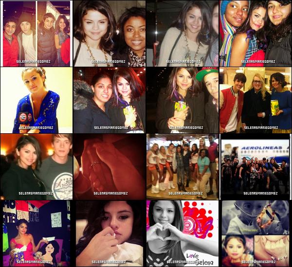 . Selena, Vanessa Hudgens, Ashley Benson & Heather Morris sur le tournage du film Spring Breakers, un casting bien sympatique pour le nouveau film de Selena. Le tournage se passe en Floride, le tournage a commencé le 29 février 2012, la sortie du film aura lieu l'année prochaine.  .
