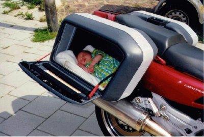 sympa le siège moto