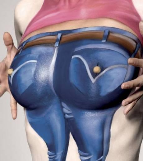 nouveau jeans !