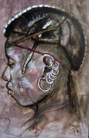 """""""Au coeur de nos racines""""  du 28/02/2011 au 20 avril 2011"""