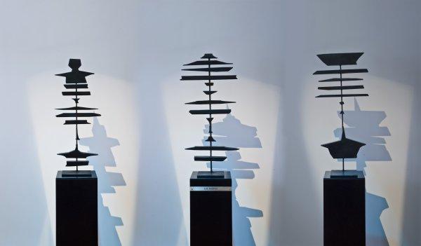 Réminiscences Ondulatoires, Daniel Detilleux, sculpteur