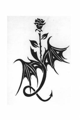 Triball Fleur De L Amour Draco The Dessinateur Of Tatoo