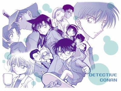 Detective Conan Characters - Kazuha's Diary