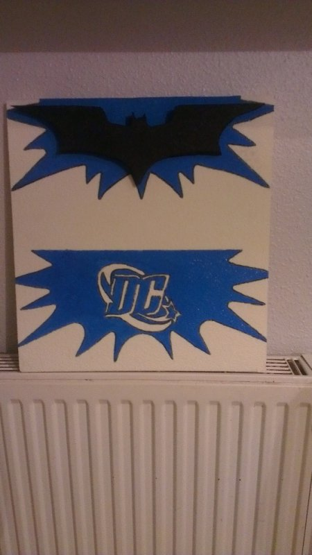 decor dc comics