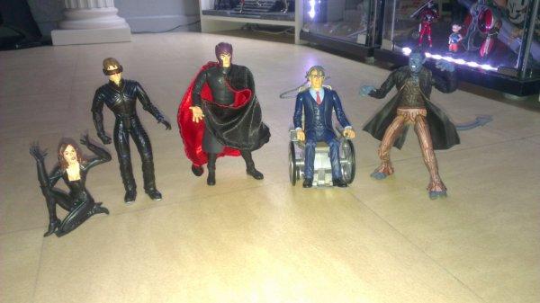 nouvelle figurine x-men movie