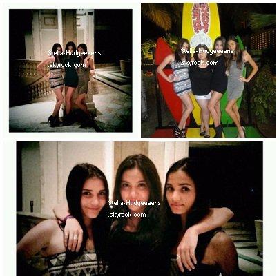 Voicide nouvelles photos de Stella, Pia et Kandis
