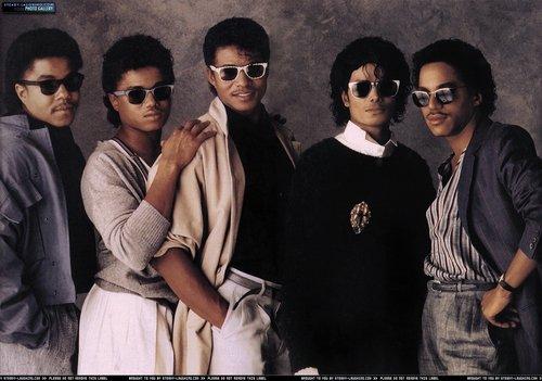 Albums The Jacksons de 1976 a 1989
