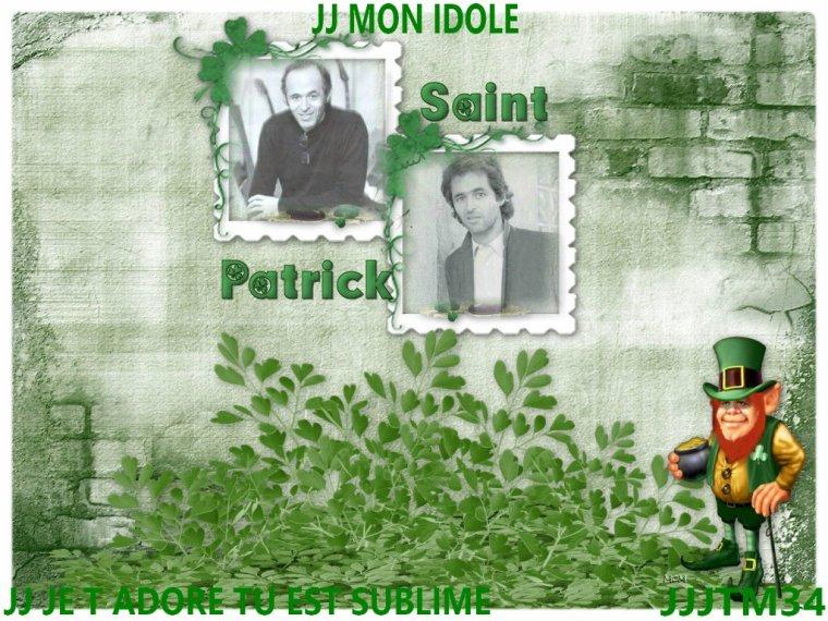 ♥♥ MONTAGE JJ SAINT PATRICK ♥♥