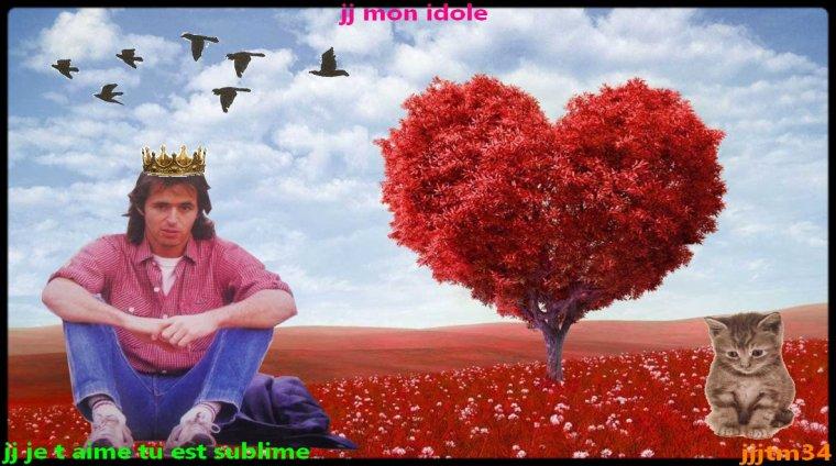 ♥♥ HOMMAGE A JJ ET MONTAGE ♥♥