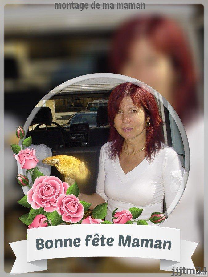 ♥♥ MONTAGE DE MA MAMAN  ♥♥