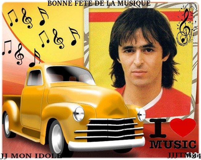 ♥♥ MONTAGE JJ FETE DE LA MUSIQUE ♥♥