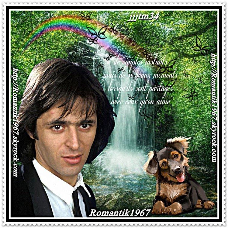 ♥♥ KDO DE MON AMIE ROMANTIK1967 ET PHOTO DE JJ