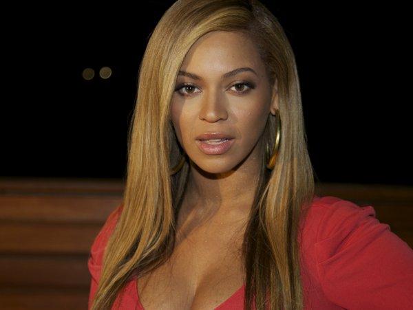 Première apparition de Beyoncé depuis son accouchement.