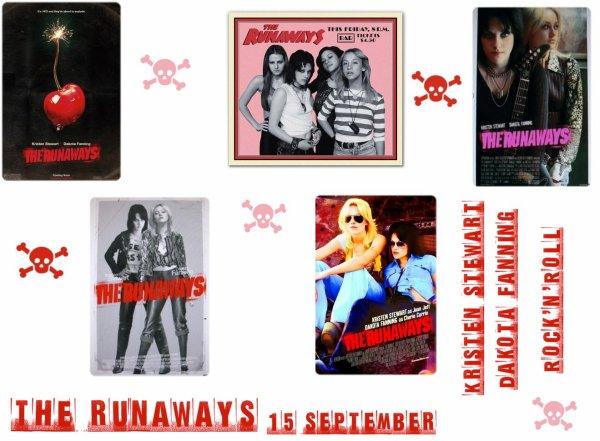 The Runaways Today au cinema !!!!