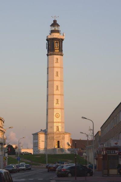 Le phare de Calais serait hanté...