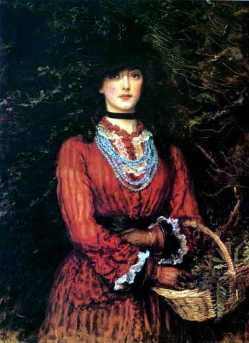 Témoignage d'Angéline - La dame en rouge