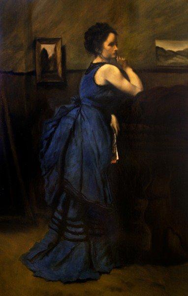 Témoignage de Gil Vaillancourt : La dame en bleu