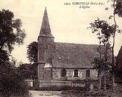 Poltergeist au presbytère de Cideville (76)