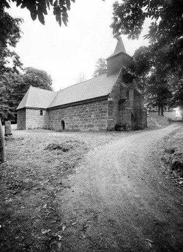 La chapelle du Ruellou (Côtes d'Armor)