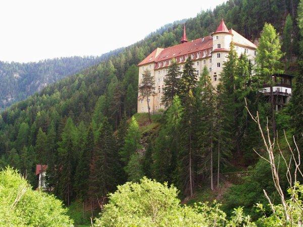 L'Hôtel du Val Sinestra (Suisse)