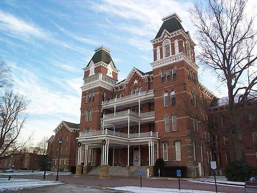 L'asile hanté d'Athens (Ohio)