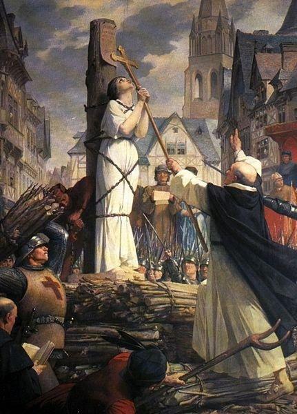 L'histoire de Jeanne d'Arc, une tragédie vieille de 580 ans