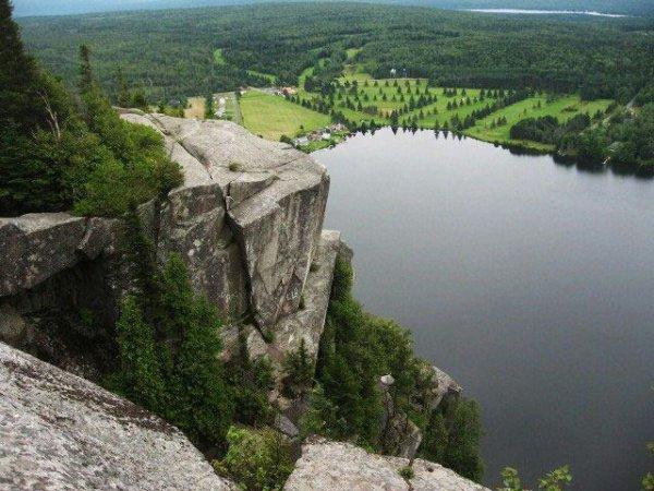 Le drame du Mont Pinacle (Québec)