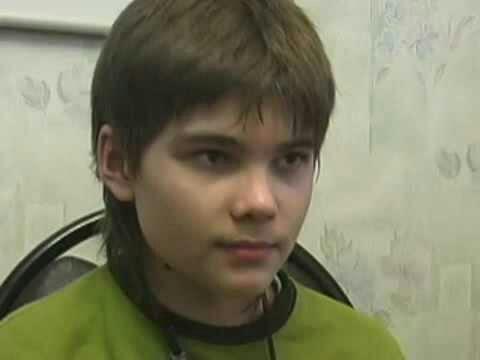 Boriska, l'enfant tout droit venu de Mars
