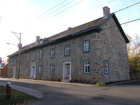 Enquête de Gil Vaillancourt au Vieux Palais de Justice de l'Assomption (Québec)