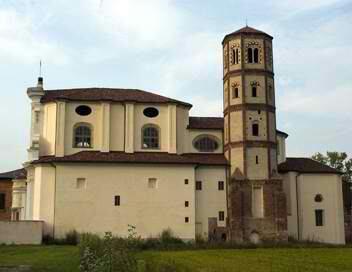 L'Abbaye de Lucedio (Italie)