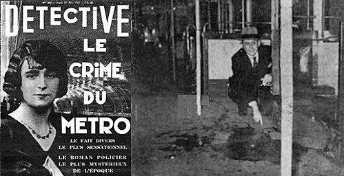 L'affaire Laetitia Toureaux - Un meurtre dans le Métro