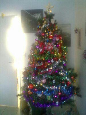 Photo de Sabrina - Une entité à Noël