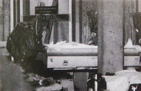 Gloria Ramirez, une malade visiblement maudite