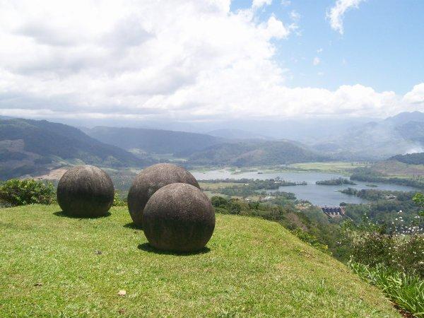 Les Bolas, ces étranges sphères du Costa Rica