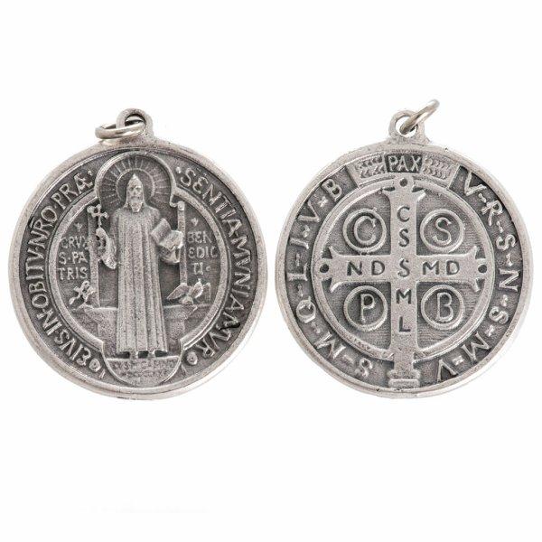 Fabuleux St Benoît et sa médaille contre le mal - Normal - Paranormal KL34