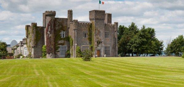 A la découverte du château de Lisheen (Irelande)