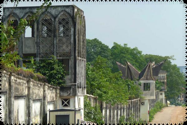 La prison hantée de Pudu (Kuala Lampur, Malaisie)