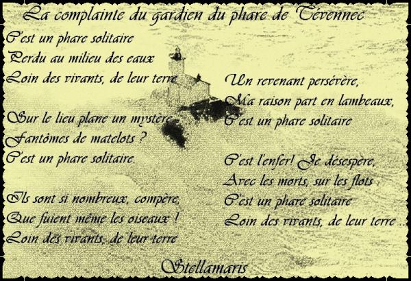 Le phare de Tevennec : Un lieu maudit